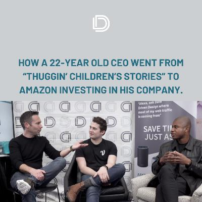 Podcast Episode 286: How A 22-Year Old CEO Went From Selling Children's Stories To Getting Funded By Amazon: Exclusive With Voiceflow CEO Braden Ream