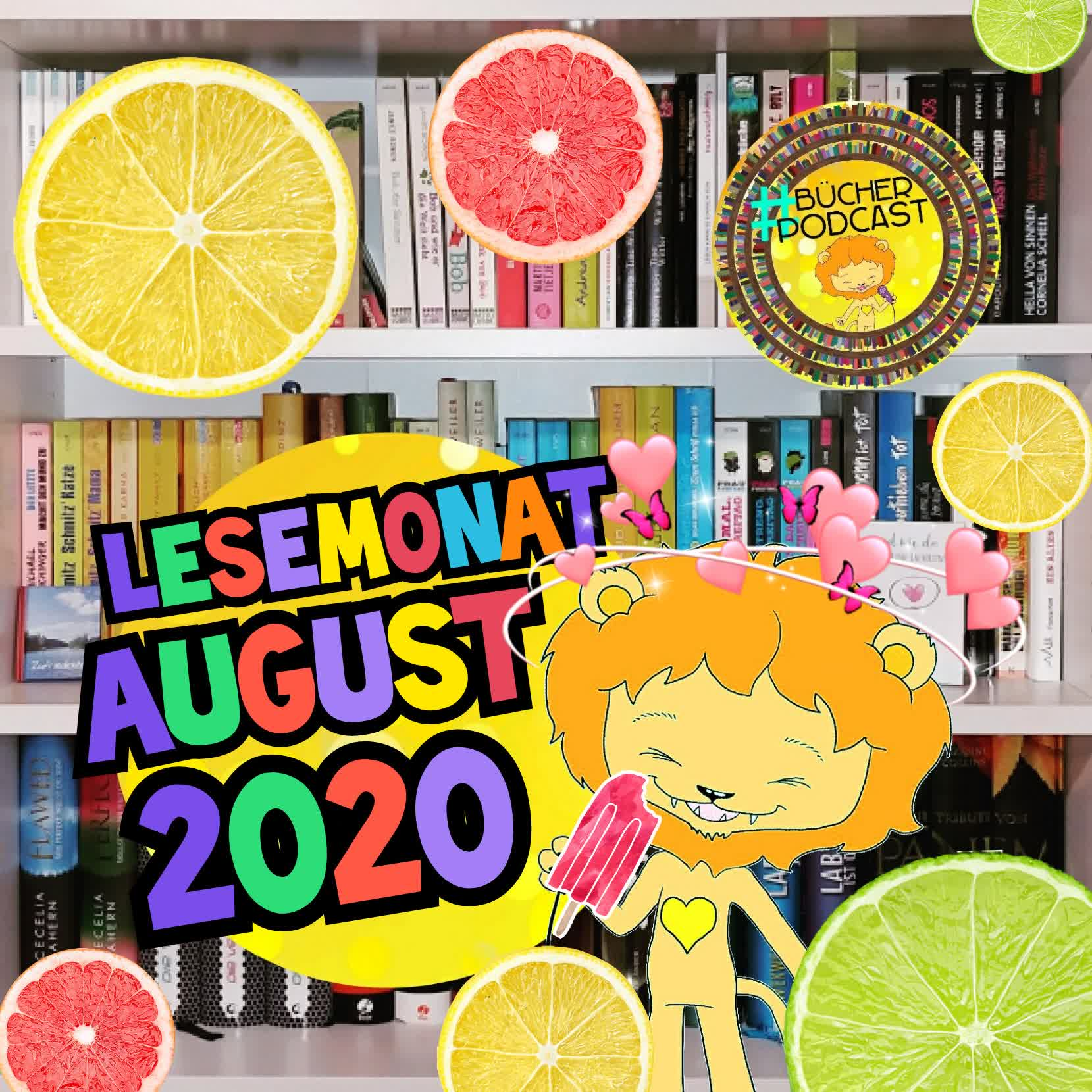 Lesemonat August 2020