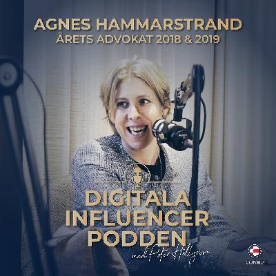 58. Advokaternas advokat om juridik inom IT- och teknikbranschen | Agnes Hammarstrand, Advokat & Partner, Delphi