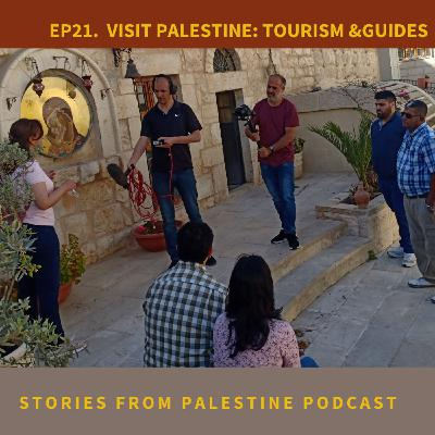 Visit Palestine: Tourism, Travel and Tour guides