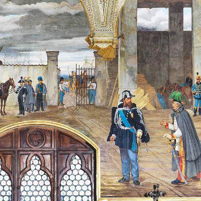 24 marzo 1849, armistizio di Vignale - #AccadeOggi - s01e19