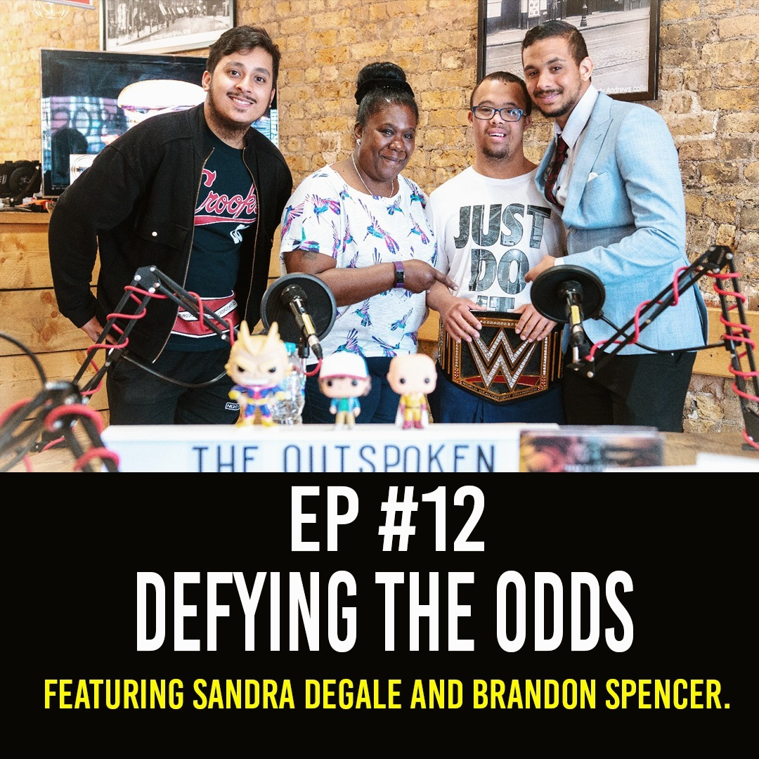 Defying the Odds Featuring Sandra Degale and Brandon Spencer EP #12