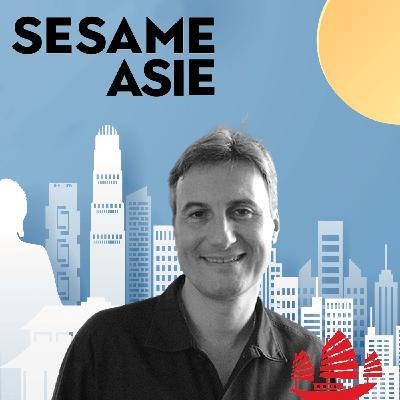 #55 (partie 2) Shanghai: Eric Tarchoune [Dragonfly] Recruteur, coach, passeur culturel du monde chinois