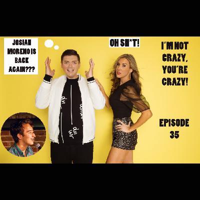 Episode 35 - Comedians in One Bedroom Apartments (feat. Josiah Moreno)