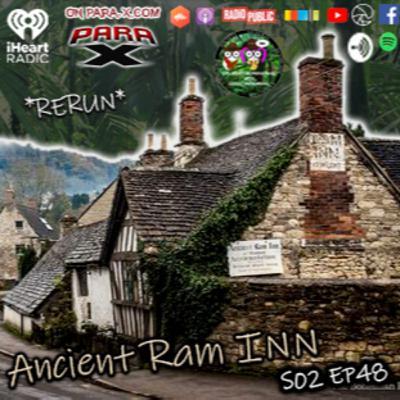 S02 EP48 *RERUN* GEEKSearch Ancient Ram Inn