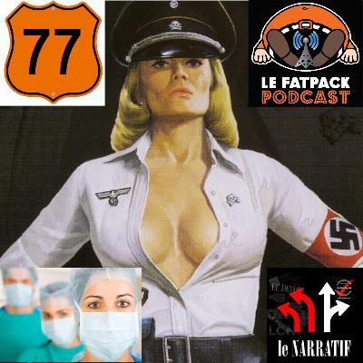 FatPack #77 – La louve des SS
