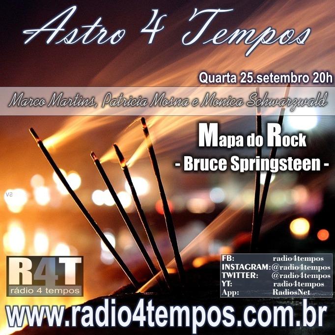 Rádio 4 Tempos - Astro 4 Tempos 17:Rádio 4 Tempos
