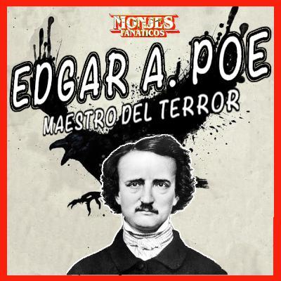131. Biograpod de Edgar Allan Poe el padre de los cuentos de TERROR 😱 y la novela policiaca 👮♀️