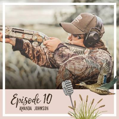 Ep. 10 Amanda Johnson