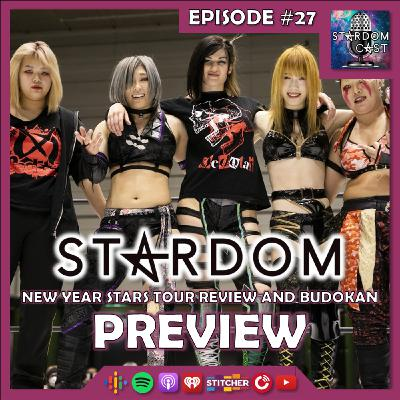 27: Nippon Budokan Preview & New Year Stars Tour Review!