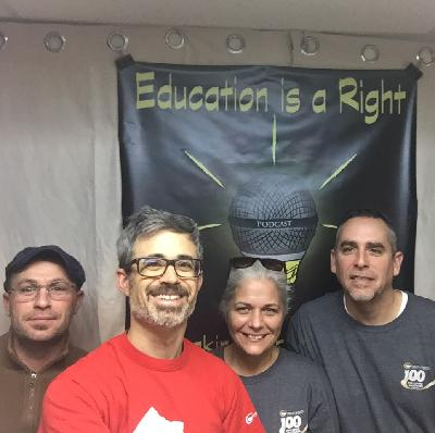 Episode 19: Educational support staff speak for themselves