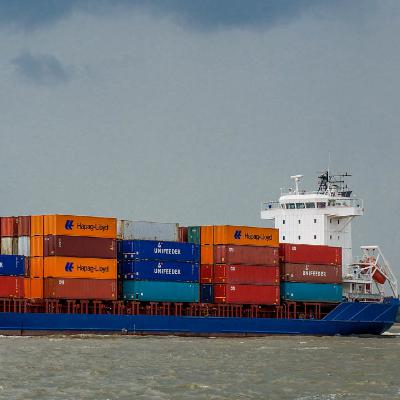 Of Container Ships, Supply Chains, and Retail