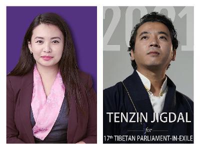 Tibetan elections in exile - Kaysang and Tenzin Jigdal (92 mins)