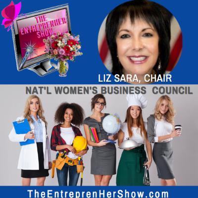 Meet Liz Sara, Chair - National Women's Business Council