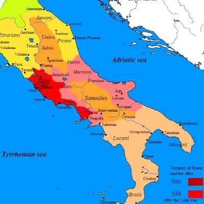 013- Latin Savaşı
