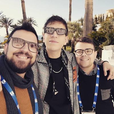 Sanremo 2020 - Intervista a Fasma