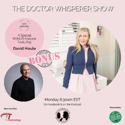 TDW Show feat. A BONUS episode w/ Futurist, David Houle. Welcome back to The Sarasota Institute in-person!