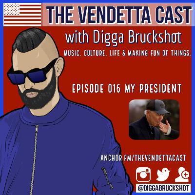 Vendetta Cast EP 016 My President