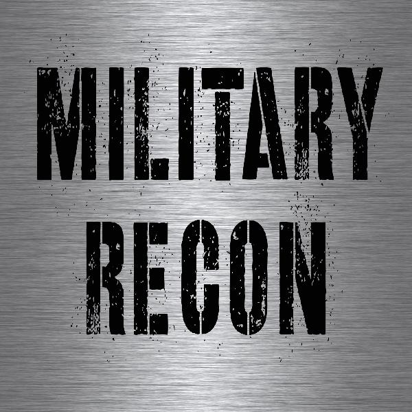 Recon: War Films & Books - May 2018