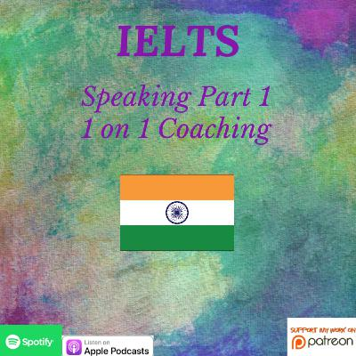 IELTS | Speaking | 1 on 1 Coaching | Speaking Part 1 - Neighbors