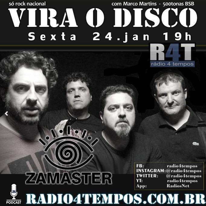 Rádio 4 Tempos - Vira o Disco 53:Rádio 4 Tempos