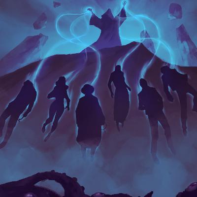 #032 - Égua Quest 2: O Ecoar do Necronomicon