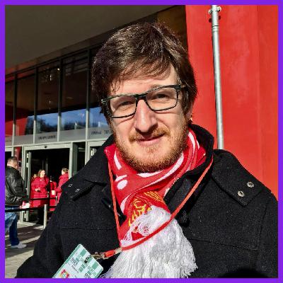 20: I identify with them so much, it's a connection much more than football. - Alberto Doblaré, Zaragoza, Spain - FC Union Berlin, Germany