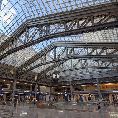 Moynihan Train Hall: primer paso hacia una nueva Penn Station