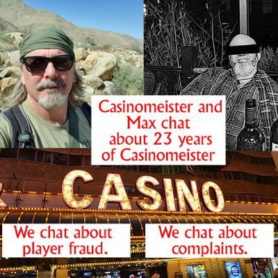 Online Casino Complaints and Fraudsters, and Our 23 Year Anniversary!