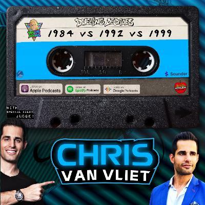 Chris Van Vliet renders his verdict on this wrestling duel between 1984, 1992 & 1999!