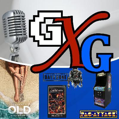 Old, Numskull Galaga, & Days Gone