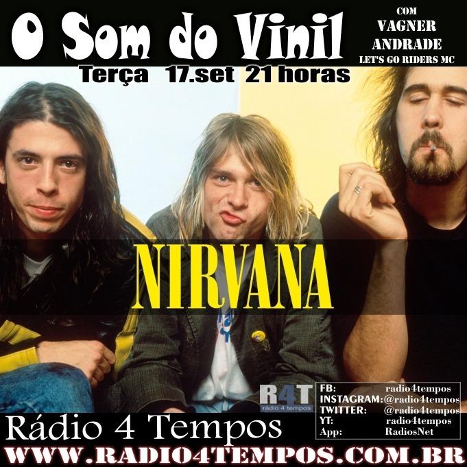 Rádio 4 Tempos - Som do Vinil 15:Rádio 4 Tempos