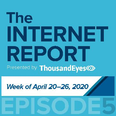Ep. 5: CenturyLink/Level 3 Suffers Fiber Cut, FCC Cracks Down on China Telecom, and Public vs. Private Internet Exchanges—Which Is Best? (Week of April 20-26)
