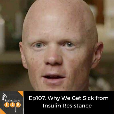 Dr Ben Bikman - Why We Get Sick from Insulin Resistance