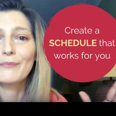 More Flexibility or More Structure? How to Create a Schedule That Works for You