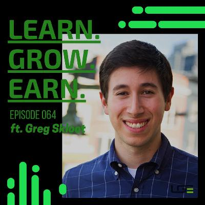 EP 064 Greg Skloot - From Duct Tape Wallets to 7-figure Funding