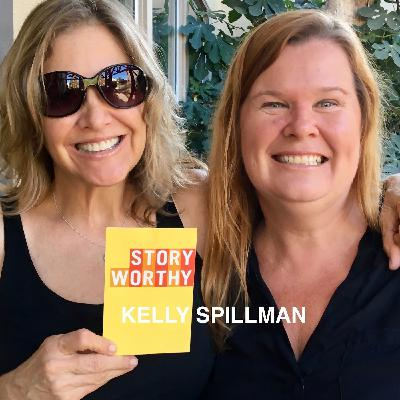 581 - Thwarting A Robbery with Comedian Kelly Spillman