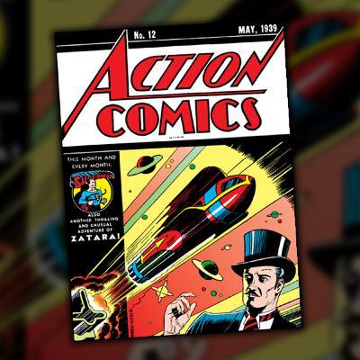 Action Comics #12 (May, 1939)