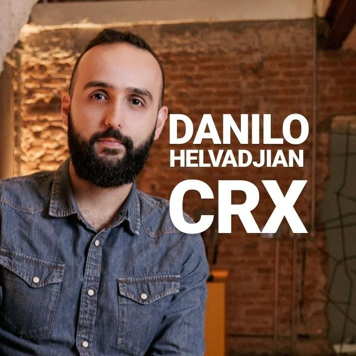 Danilo HELVADJIAN - CRX DESIGN