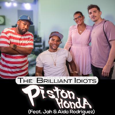 Piston Honda (Feat. Jah & Aida Rodriguez)