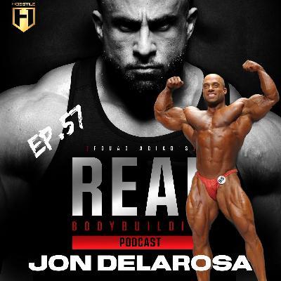 THE KING OF NY? | Jon Delarosa | RBP Ep.57