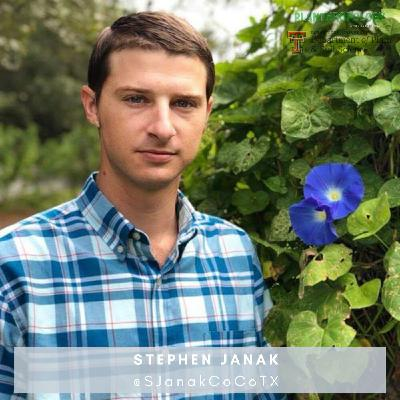 43. Olive Trees, PhDs, and Underwhelming Sinkholes w/ Stephen Janak