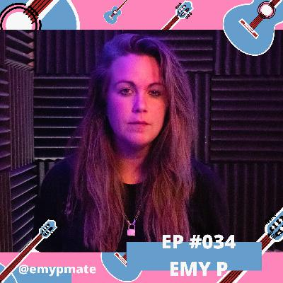 Emy P: Chaos, Fear and Emo Bands