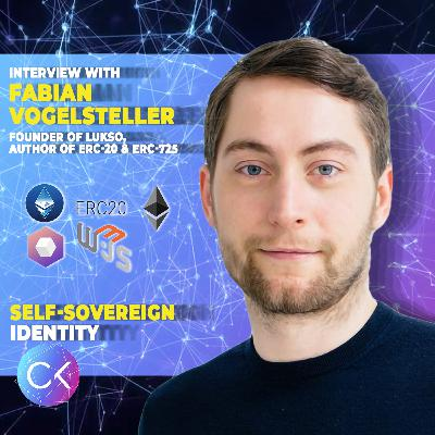 👔Self-Sovereign Identity (w/ Fabian Vogelsteller & Constantin Kogan)