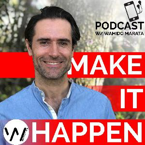Wahido Marata's interview for the Becoming Your Greatest Possible Self Podcast with Chris Burns