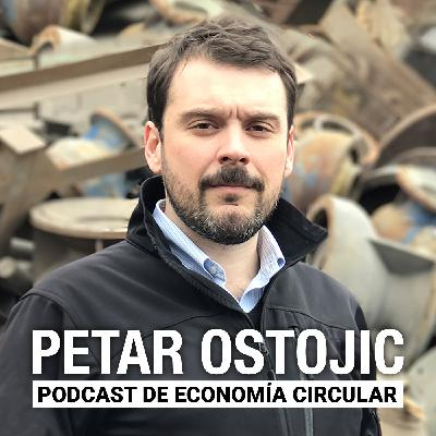 Petar Ostojic en Podcast and Business en Harvard Business School, Boston, Massachusetts, EE.UU.
