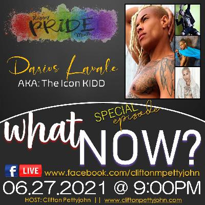 S3 E36: 100th & Final Episode with special guest Darius Lavale