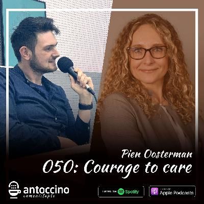 050. Pien Oosterman: The courage to care #levi9