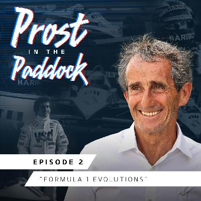 #2 - Formula 1 evolutions