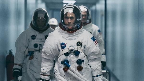 'First Man' and What's Making Us Happy